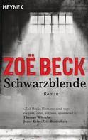 Zoë Beck: Schwarzblende ★★★★
