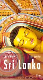 Lesereise Sri Lanka - Am Teich der roten Lotusblüten