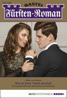 Katja von Seeberg: Fürsten-Roman - Folge 2468 ★★★