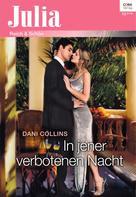 Dani Collins: In jener verbotenen Nacht ★★★★