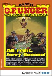 G. F. Unger 1972 - Western - All right, Jerry Queene!