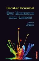 Karsten Kruschel: Das Universum nach Landau