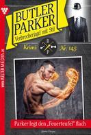 Günter Dönges: Butler Parker 145 – Kriminalroman ★★★★