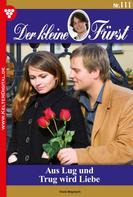 Viola Maybach: Der kleine Fürst 111 – Adelsroman