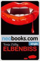 Tonja Züllig: Elbenbiss ★★★★★