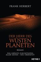 Frank Herbert: Der Herr des Wüstenplaneten ★★★★