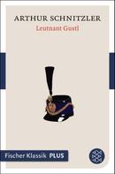 Arthur Schnitzler: Leutnant Gustl ★★★★★