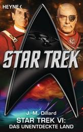 Star Trek VI: Das unentdeckte Land - Roman