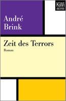 Andre Brink: Zeit des Terrors ★★★★