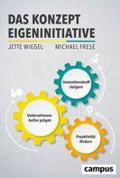 Jette Wiegel: Das Konzept Eigeninitiative ★★★★