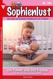 Sophienlust 264 – Familienroman - Die Puppen sind ihre Freunde