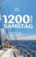 Sönke Roever: 1200 Tage Samstag ★★★★★