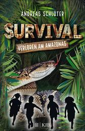 Survival – Verloren am Amazonas - Band 1