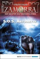 Stephanie Seidel: Professor Zamorra - Folge 1083