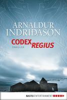 Arnaldur Indriðason: Codex Regius ★★★★