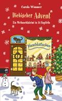 Carola Wimmer: Diebischer Advent ★★★★★