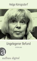 Ungelegener Befund - Erzählungen