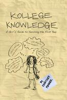 Courtney Fenner: Kollege Knowledge