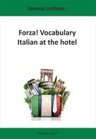 Verena Lechner: Forza! Vocabulary