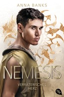 Anna Banks: Nemesis - Verräterisches Herz ★★★★★