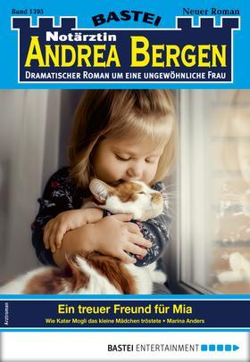 Notärztin Andrea Bergen 1395 - Arztroman