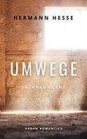 Hermann Hesse: Umwege
