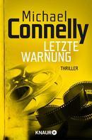 Michael Connelly: Letzte Warnung ★★★★★
