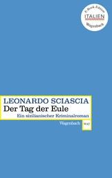 Tag der Eule - Ein sizilianischer Kriminalroman