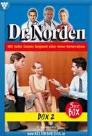 Patricia Vandenberg: Dr. Norden 5er Box 2 – Arztroman ★★★