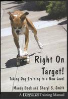 Mandy Book: RIGHT ON TARGET!