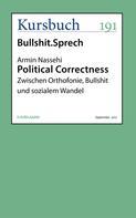 Armin Nassehi: Political Correctness ★★★★★