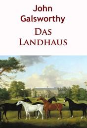 Das Landhaus - historischer Roman