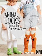 Animal Socks - Tiersocken für Kids & Teens