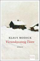 Klaus Modick: Vierundzwanzig Türen ★★★★