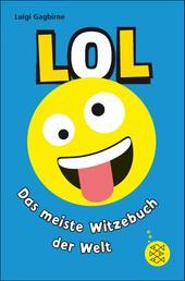 LOL – Das meiste Witzebuch der Welt