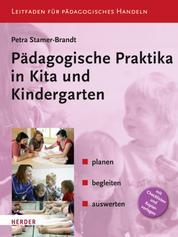 Pädagogische Praktika in Kita und Kindergarten - planen - begleiten - auswerten