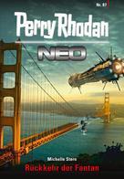 Michelle Stern: Perry Rhodan Neo 87: Rückkehr der Fantan ★★★★