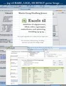 Martin Georg Houlberg Jensen: Excel til skabeloner ...