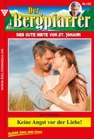 Toni Waidacher: Der Bergpfarrer 159 – Heimatroman