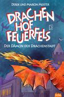 Derek Meister: Drachenhof Feuerfels - Band 3