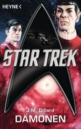 Star Trek: Dämonen - Roman