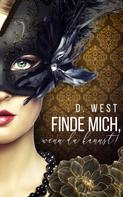 D. West: Finde mich, ...wenn du kannst! ★★★★