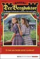 Andreas Kufsteiner: Der Bergdoktor 1932 - Heimatroman