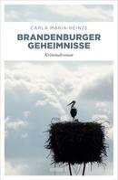 Carla Maria Heinze: Brandenburger Geheimnisse ★★★★