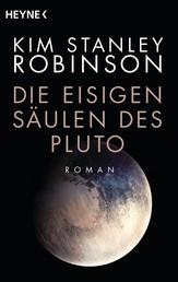 Die eisigen Säulen des Pluto - Roman