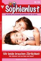 Susanne Svanberg: Sophienlust 154 – Familienroman ★★★★★