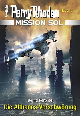 Mission SOL 2: Die Althanos-Verschwörung