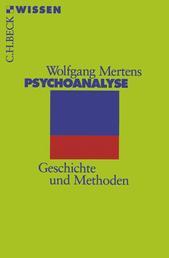 Psychoanalyse - Geschichte und Methoden