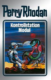 """Perry Rhodan 26: Kontrollstation Modul (Silberband) - 6. Band des Zyklus """"Die Meister der Insel"""""""