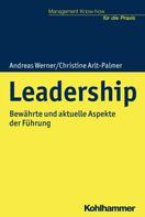 Andreas Werner: Leadership
